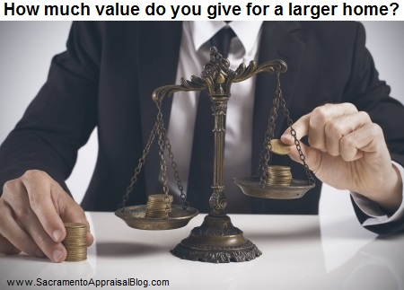 weighing value by sacramento appraisal blog - image purchased and used with permission - 1