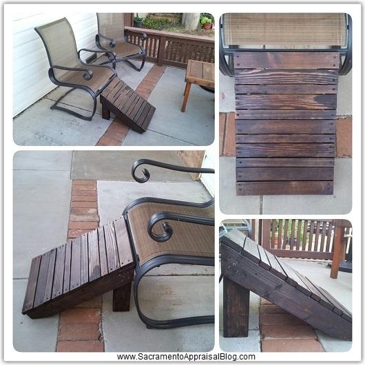 porch footstool