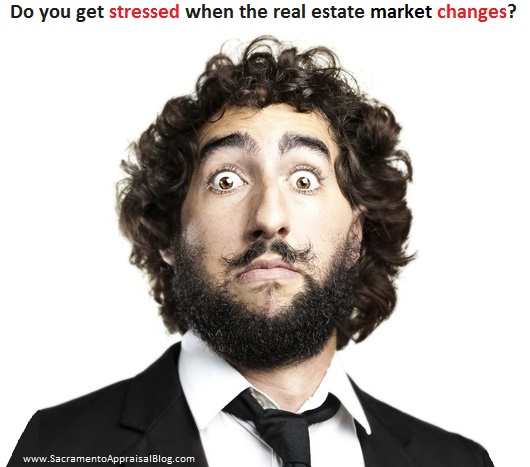 stressed guy - image purchased by sacramento appraisal blog