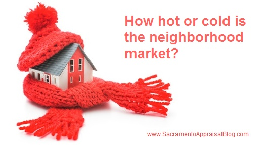 Image purchased by sacramento appraisal blog from 123rf dot com - neighborhood market