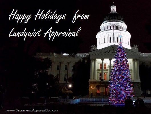 Merry Christmas from Lundquist Appraisal Company