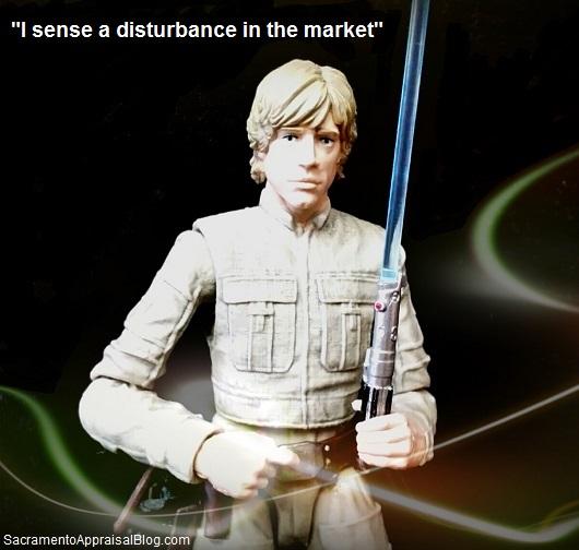 the force - by sacramento appraisal blog