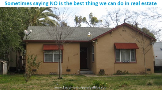 eafbd09e5083 Being okay with saying NO in real estate