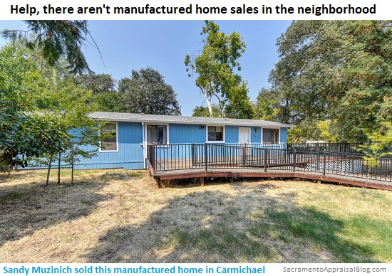 Awe Inspiring When Theres No Other Manufactured Homes In The Neighborhood Interior Design Ideas Inesswwsoteloinfo