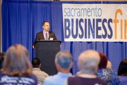 Chris Worden, Policy Manager with Downtown Sacramento Partnership