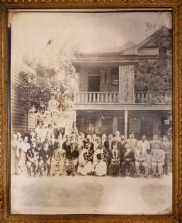 1931 dedication of Nichiren Buddhist Church