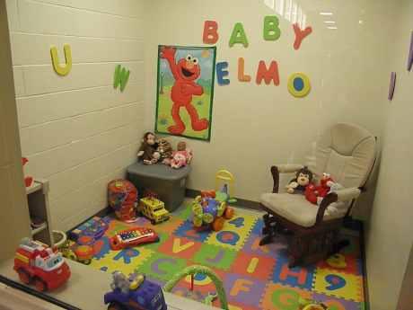 Juveniles In Custody Taught Parenting Skills