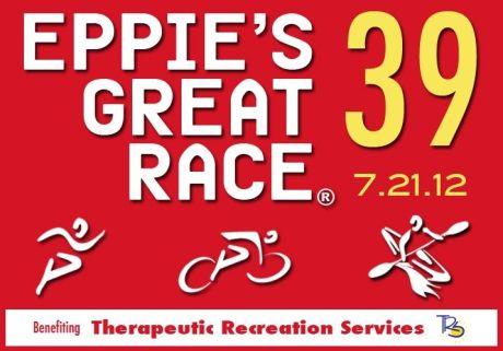 "New Look for ""World's Oldest Triathlon"" Eppie's Great Race"