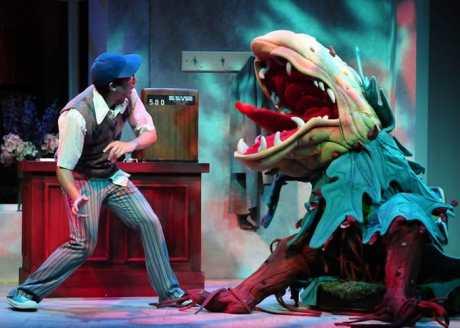 Sacramento Theatre Company closes season with 'Little Shop of Horrors'