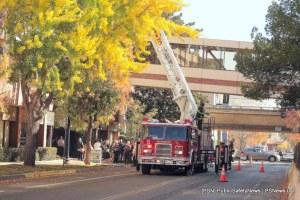 News 131113 SutterMedFire PSN 008 - High-rise medical building fire mid-surgery [Midtown]