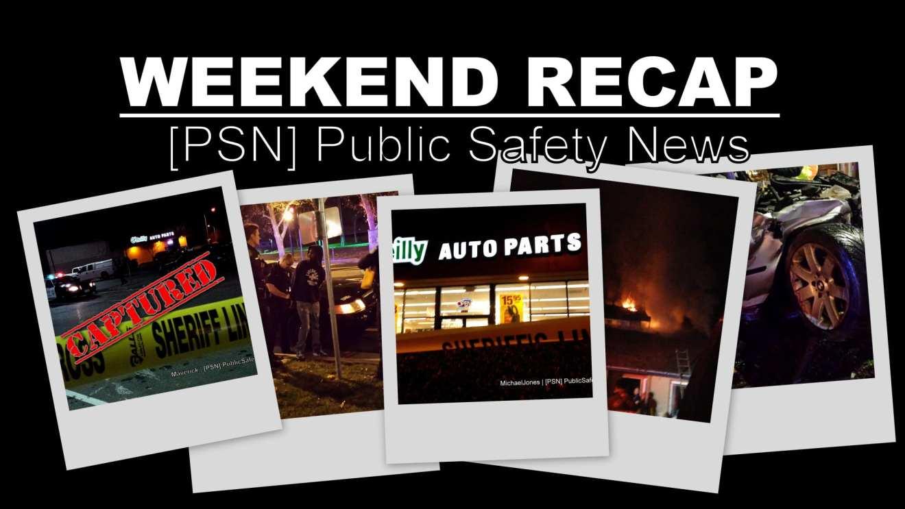 PSN Weekend Recap Jan 101 - Public Safety Weekend Recap, Jan. 11-13, 2014