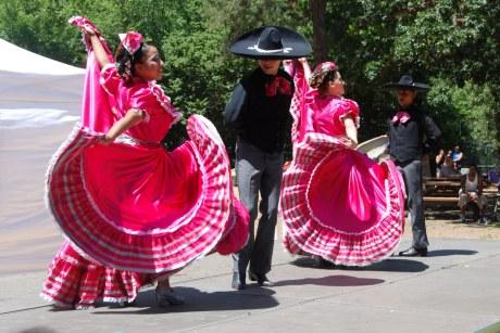 Folklorico Aztlan de Sacramento