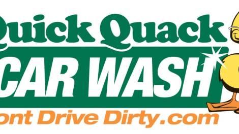 QuickQuackDDDhighres - Quick Quack Car Wash Celebrates Grand Opening of West Sacramento Location with Free Carwashes