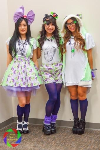 SacAnime's J Fashion