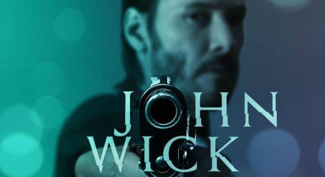 """New film: Keanu Reeves is """"John Wick"""" via @sacramentopress"""