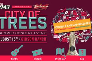 city of trees festival