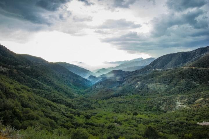 Mount Baldy California Pass
