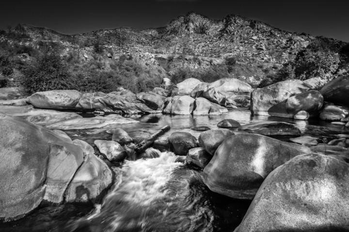 Kern City River Rocks