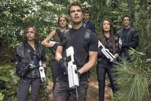 New film: Allegiant