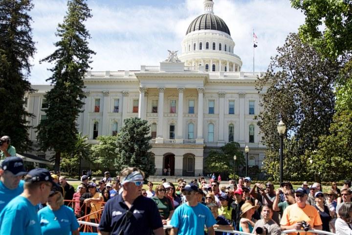 Amgen Tour of California-Capitol 2016-05-22