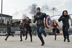 New film: Captain America: Civil War