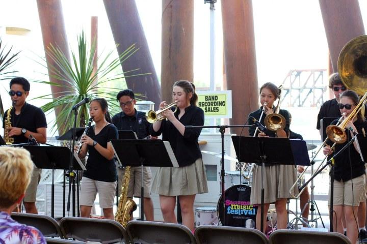 Sacramento Music Festival Next Generation Youth Band