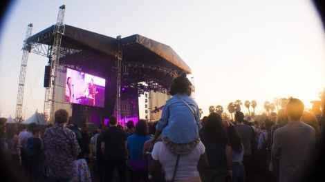 Kicking Off a California Summer Full of Music