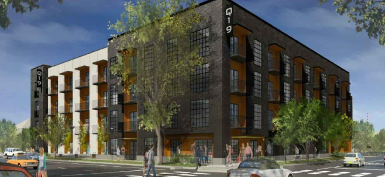 Construction Begins on Midtown's Q19 Mixed-Use Site via @sacramentopress