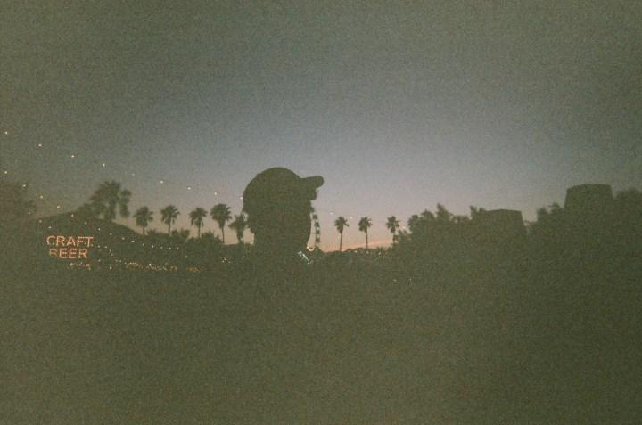 Coachella Weekend 1 on 35mm Film