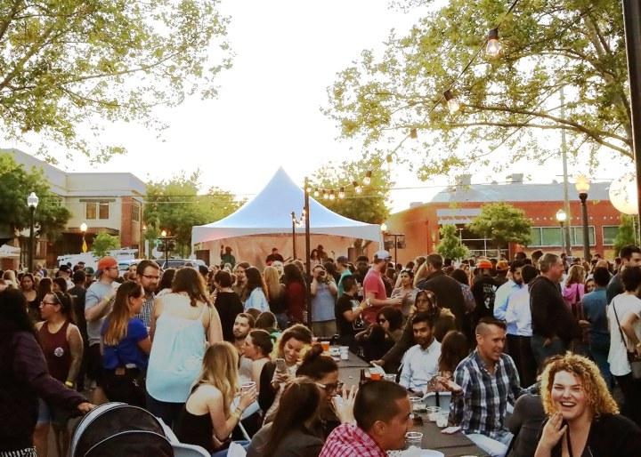 Sacramento's Open Invitation to Gather: Oak Park [Photos]