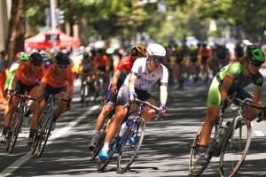Amgen Rides Through Sacramento