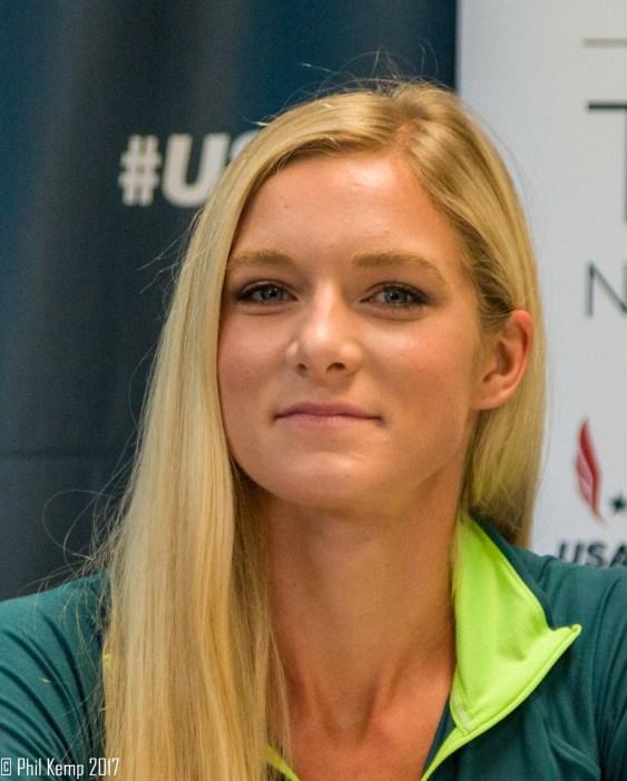 Emma Coburn - Women's 3000m Steeplechase