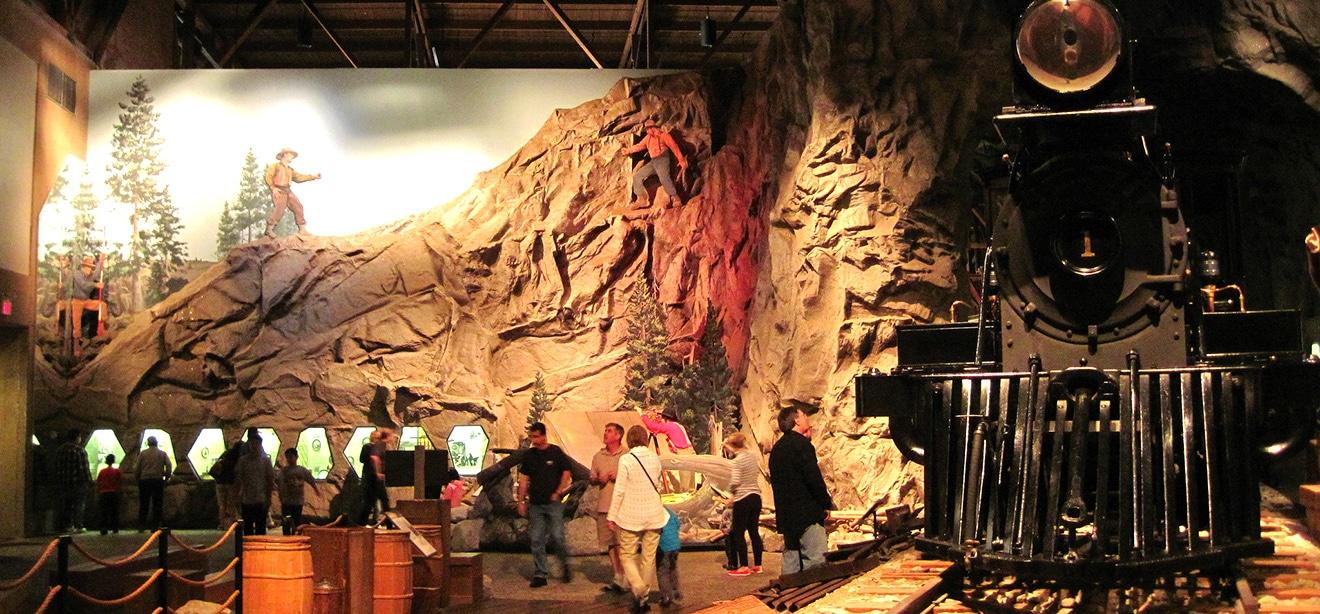 Railroad Museum Now a Smithsonian Affiliate via @sacramentopress
