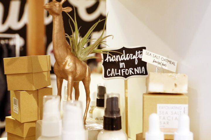DISPLAY: A Pop-Up Full of California [Photos]