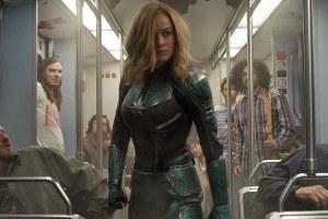 New Film: Captain Marvel