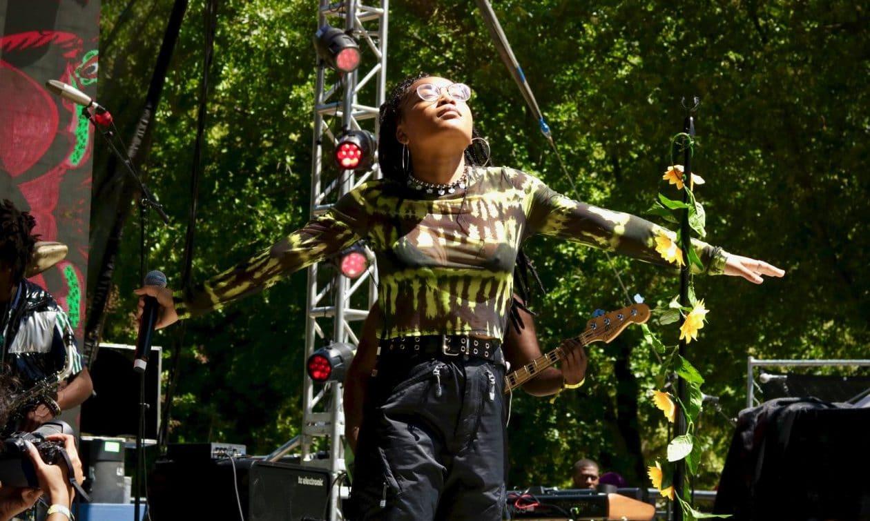 Sacramento's Shining with Sol Blume Music Festival [Photos] via @sacramentopress