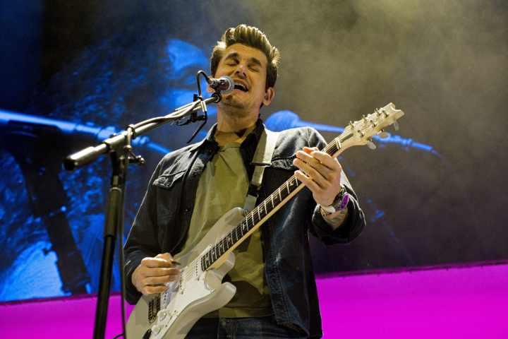 John Mayer Sacramento 2019