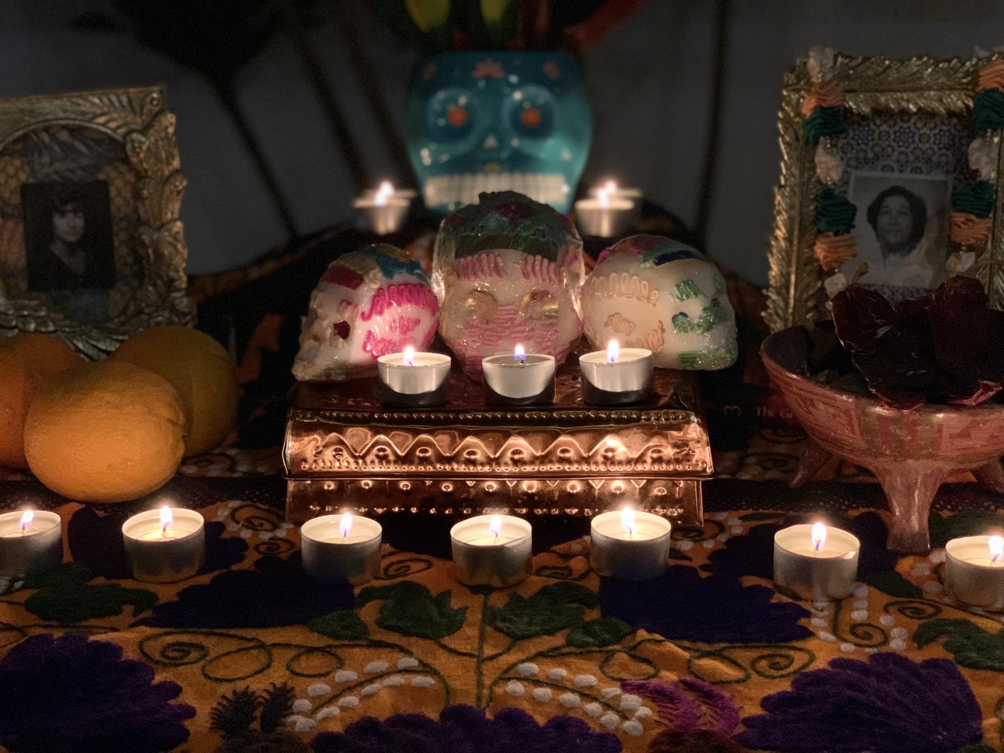 Souls of the City: Día de los Muertos Walk via @sacramentopress