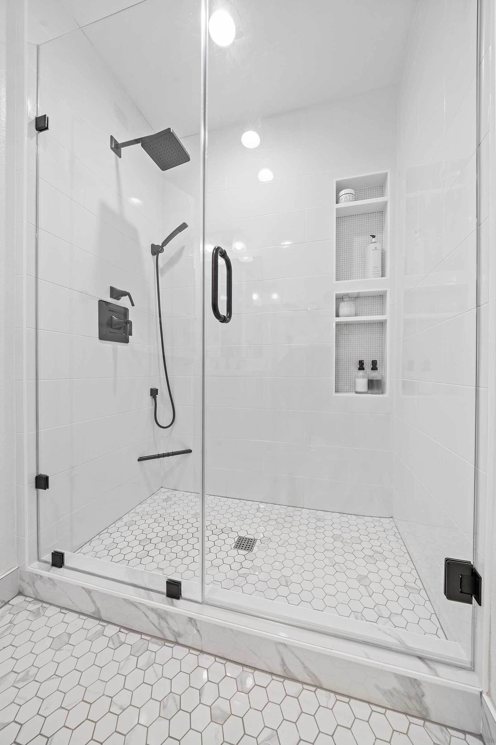 Tub To Shower Conversion Bathroom Remodeling Contractor