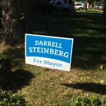 Sacramento's Race For Mayor