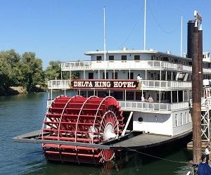 Sacramento Delta King Hotel