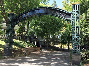 Gateway to Old Sacramento