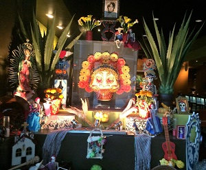 Mayahuel Day of the Dead