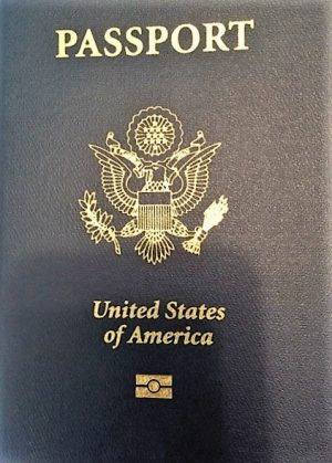 Passport Used for PreCheck