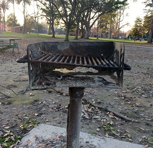 Picture of McKinley Park BBQ