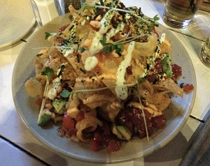 Picture of Iron Horse Tavern Tuna Poke Nachos