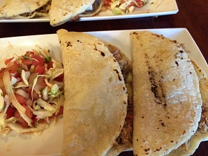 Picture of Chando's tacos