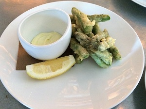 Picture of Hawks Fried Asparagus