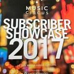 Music Circus Subscriber Showcase 2017