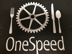 Picture of One Speed pizza box